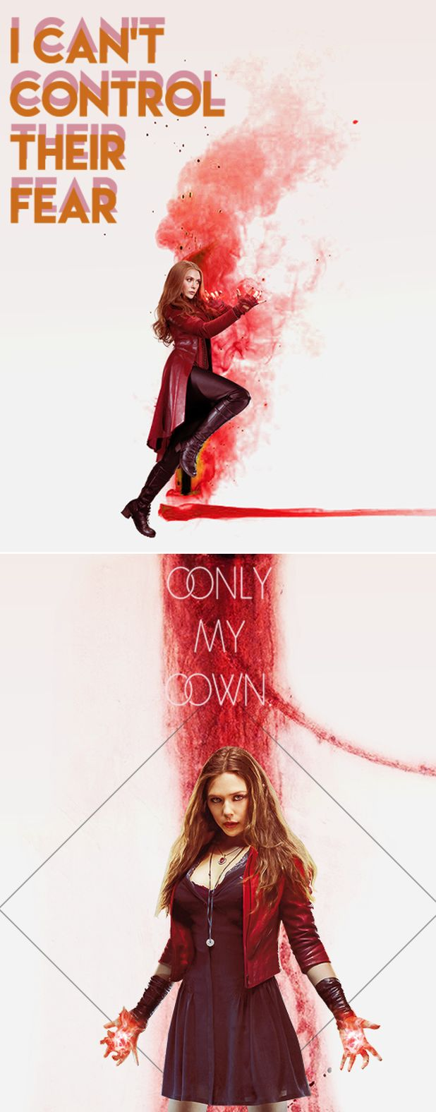 am i the only one who worships scarlet witch?