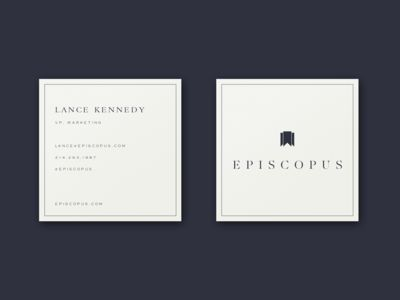 Free #Square #Business Card Mockup