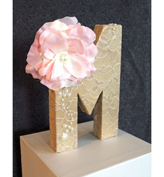 Cake Toppers Letters : 25+ best ideas about Letter cake toppers on Pinterest ...