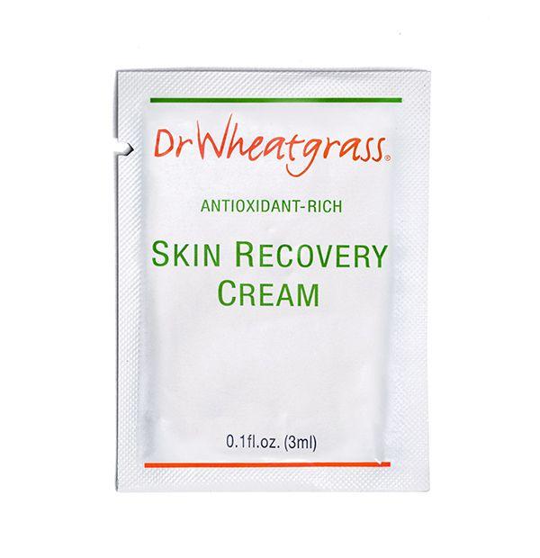 Dr Wheatgrass Skin Recovery Cream Sachets 50x3ml