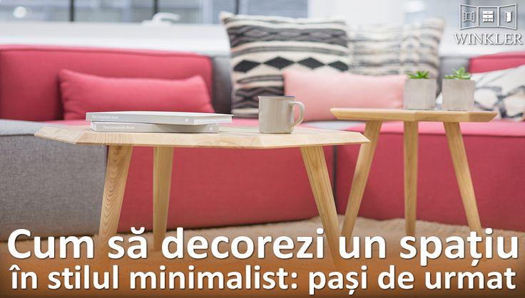 Eleganță, simplitate și prospețime – cele trei caracteristici principale ale stilului minimalist.  #winkler #mobilatargumures #mobilalacomanda #mobilamures