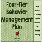 CLASSROOM MANAGEMENT: Behavior Management Plan