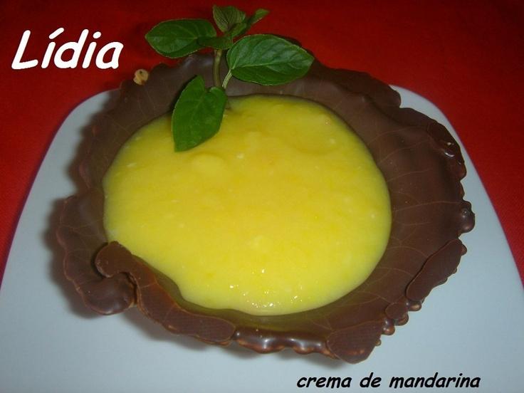 Receta del día: crema de mandarina | Cocinar en casa es facilisimo.com
