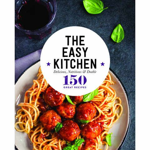 The Easy Kitchen - Book