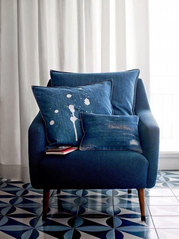 20 απίθανες ιδέες για να αξιοποιήσετε τα παλιά σας Jeans!