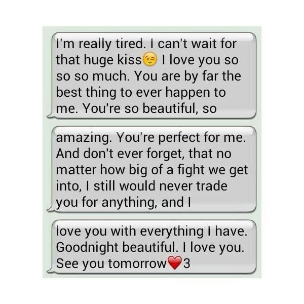 This is almost exactly what he says to me <3