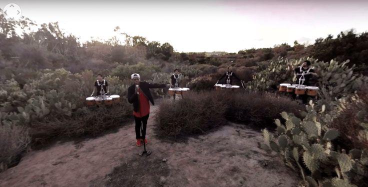 Sanni - Just Like That - 360 Video