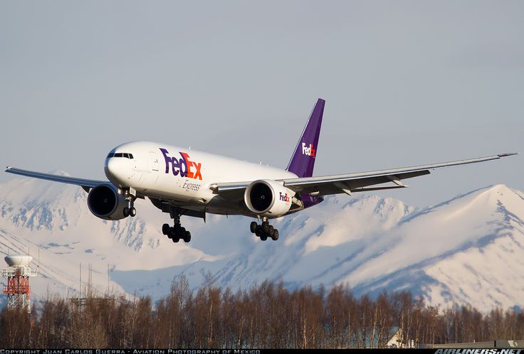 FedEx Express N858FD Boeing 777-FS2 aircraft picture