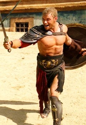 Kellan Lutz Workout Legend of Hercules Shirtless Abs Fighting