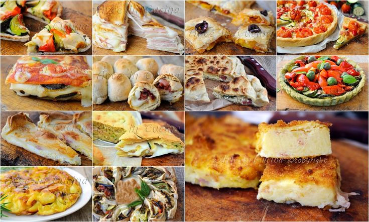 Torte salate per ferragosto ricette facili vickyart arte in cucina