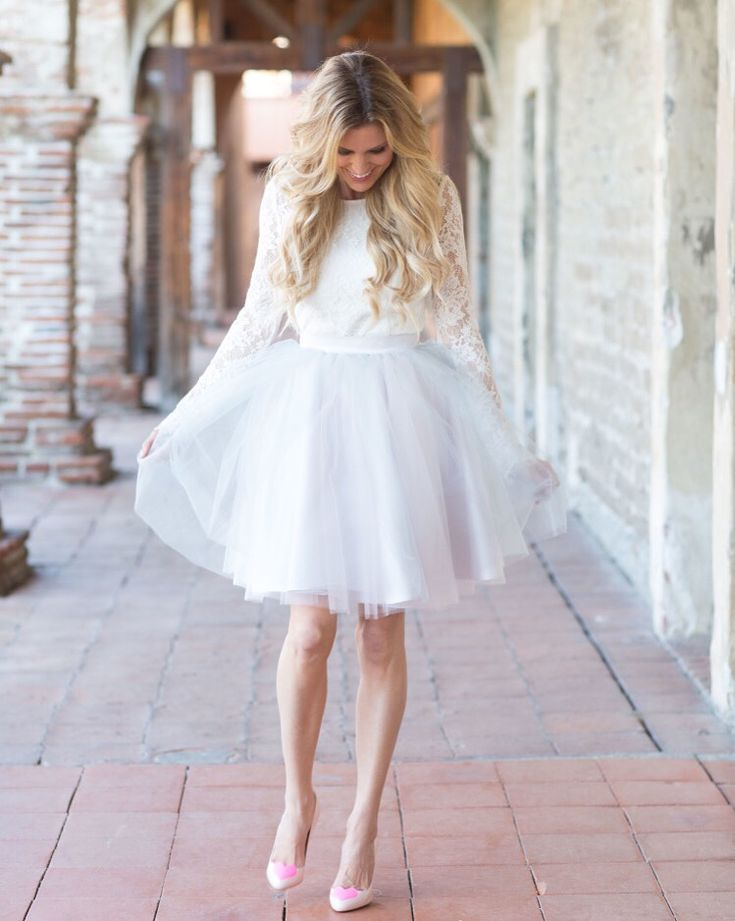 [Sapphire Diaries] Serena tulle skirt                                                                                                                                                                                 More