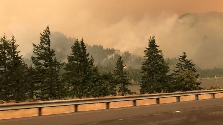 Eagle Creek Fire, air quality and hot weather cause local school closures | KATU