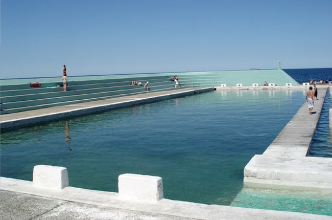 Newcastle Baths, Australia