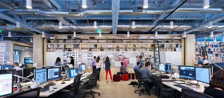 Perkins+Will StudioIDS Offices – Minneapolis