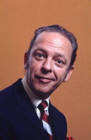 Don Knotts - classy, hysterical, genius.