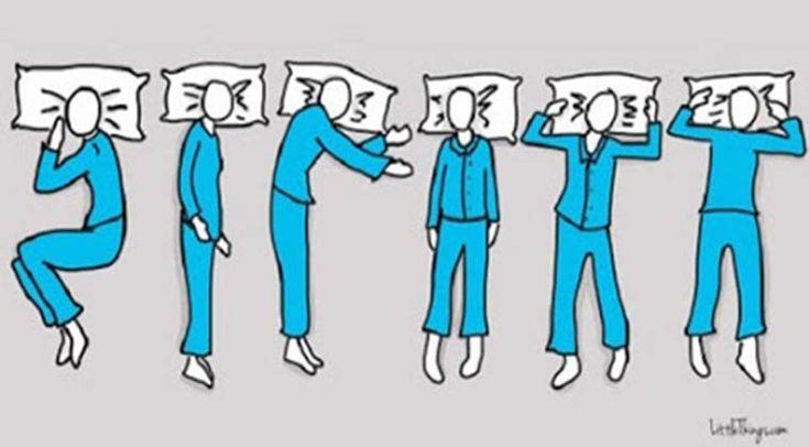 A forma como dormes normalmente não é consciente, mas revela muito sobre a nossa personalidade! Dormir de bruços, de lado, com as pernas esticadas... Inusitado, mas muito verdadeiro!