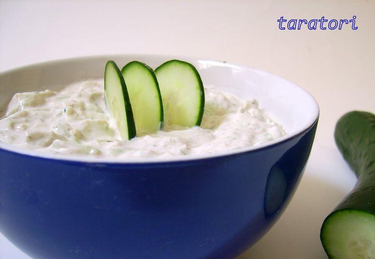 grEAT: taratori (zuppa di cetrioli e yogurt)
