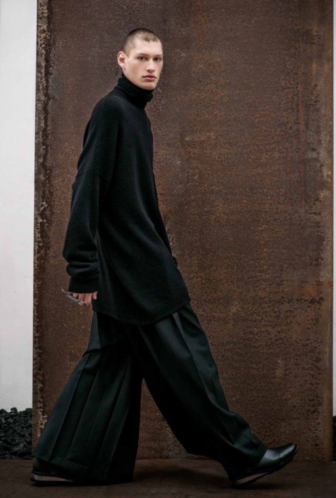 Thamanyah Men's F/W16 - Paris | StyleZeitgeist Magazine