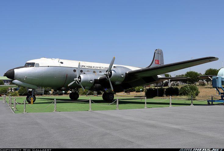 Douglas C-54D Skymaster (DC-4) - Turkey - Air Force | Aviation Photo #3897391 | Airliners.net