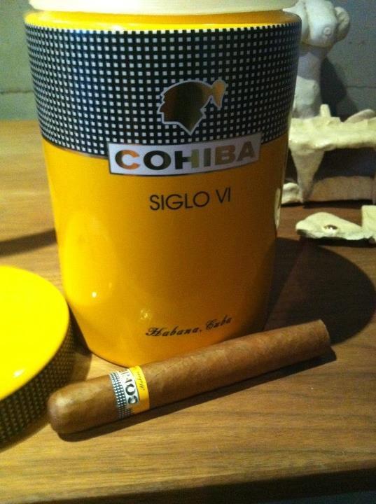 Cohiba Siglo VI (via The Cigar Wiki)  https://www.facebook.com/cigarwiki