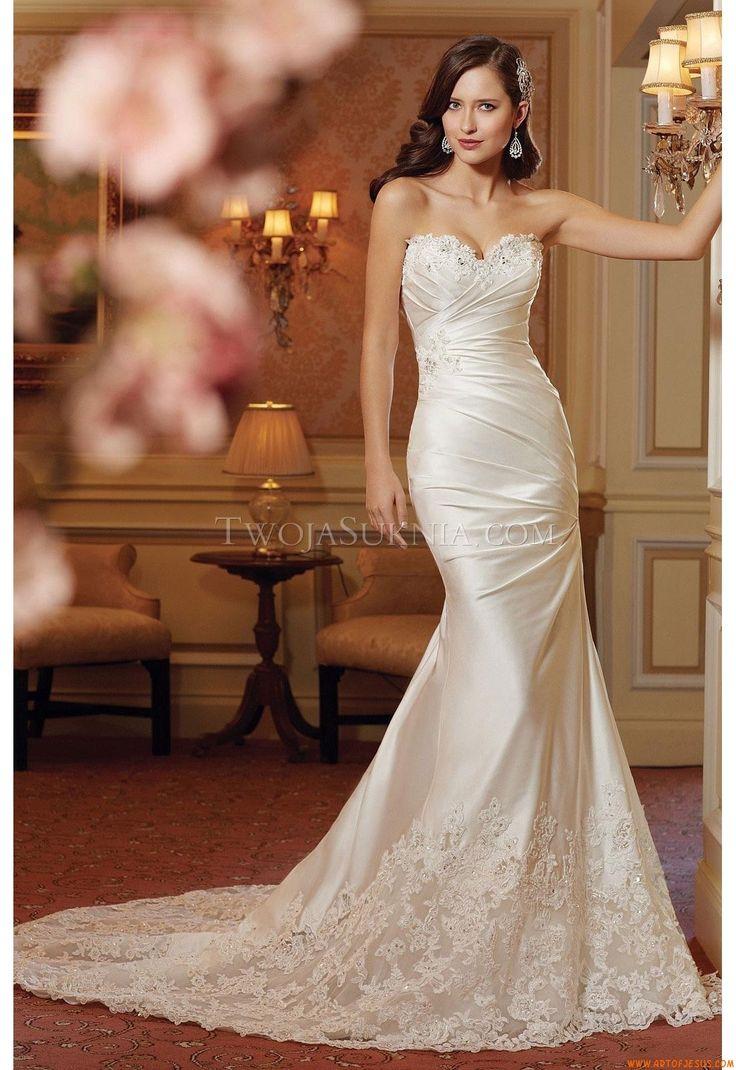Wedding Dresses Sophia Tolli Y11414 Spring 2014