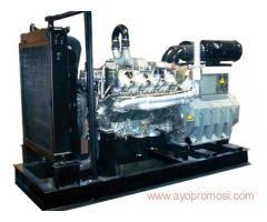 Perintis Genset - Generators - Trading, Rental, service dan maintenance Genset #ayopromosi