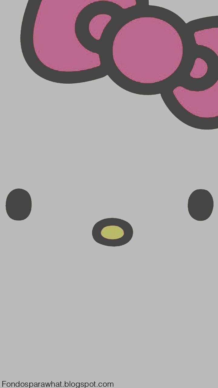 Fondo para decorar tu whatsapp de hello kitty