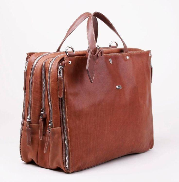 Datorväska portfölj (5472) via Unika handgjorda väskor i Italienskt läder!. Click on the image to see more!