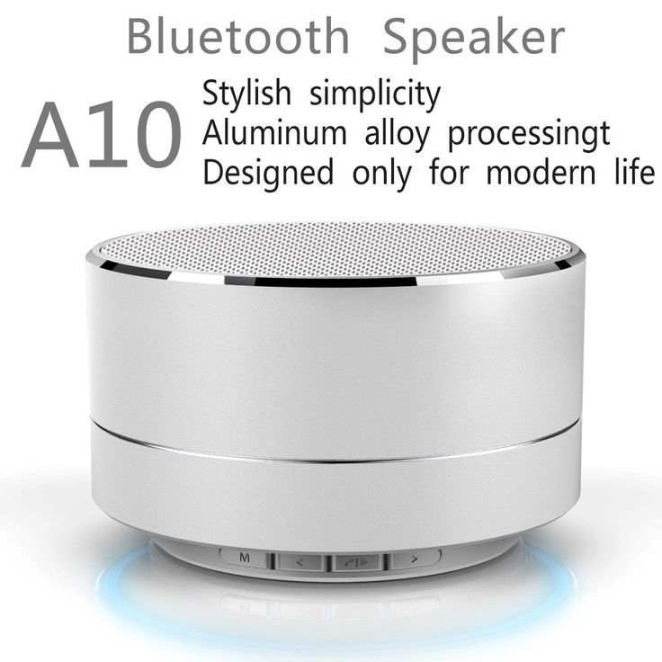 WANHUA Bluetooth Speaker (High Definition Audio,Louder Volume,Strong Bass,Passive Subwoofer,Superior Sound,Universal) Portable Wireless Speaker for iPhone, iPad, Computer, Samsung and More (Silver). BEST VALUE FOR YOUR MONEY: Thanks to its robust construction - this amazing portable bluetooth speaker delivers the best value for your money. With its premium stainless steel casing, you can rest assured that it's made to last!. UNPARALLELED QUALITY: Your satisfaction means everything to us....