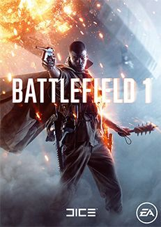 Cover art for Battlefield 1 (Windows) database containing game description & game shots, credits, groups, press, forums, reviews, release dates and more.