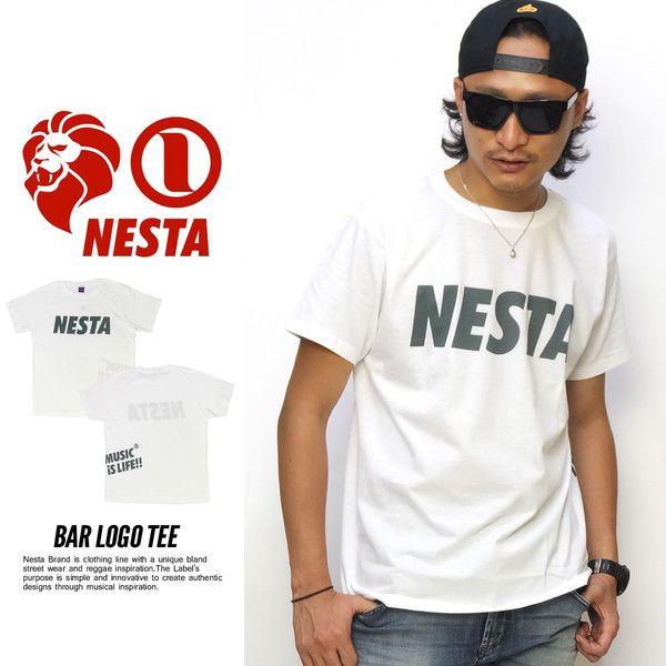 NESTA BRAND ネスタブランド Tシャツ メンズ 半袖Tシャツ ロゴプリントTシャツ 2015 秋冬 新作レゲエ・サーフ・ストリートカルチャーを融合した独自のスタイルで爆発的人気を誇るNESTA BRAND(ネスタブランド)から当店限定販売となる別注モデルTシャツが登場。ネスタの定番人気となるバーロゴをヴィンテージテイストな風合いの良いクラシックプリントでデザイン。ボディはやや薄手のソフトなコットン生地を採用。柔らかな肌触りでメインにはもちろん、インナーとしても楽しんでいただけます。ネック部分には別注モデルならではのブルータグが入った特別感のある一枚に仕上がっています。【ブランド名】NESTA BRAND(ネスタブランド)【スタイル名】BAR LOGO TEE【素材】コットン100%