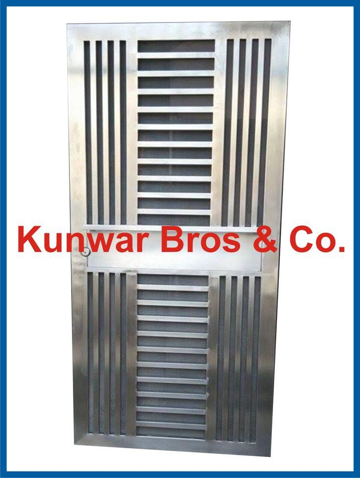 21 best SS Security Door manufacturer in Noida images on ...