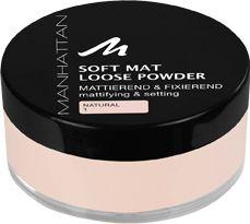 Soft Mat Loose Powder - Teint - Manhattan Cosmetics