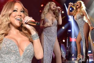 Mariah Carey is extraordinary gifted in all round. She performs at the Mercedes-Benz Superdome a...