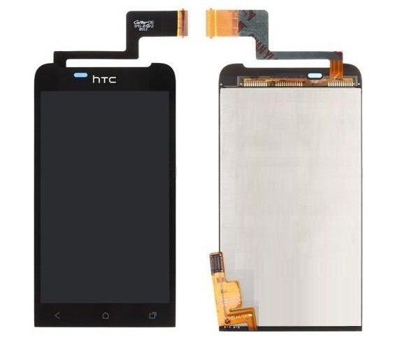 Front Panel LCD Display Touch Glass Digitizer Screen Assembly for HTC One V $34.99