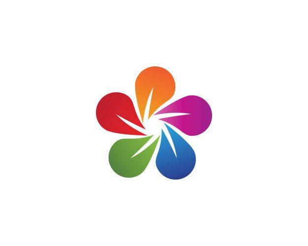 Plumeria Flower Beauty Logo In 2020 Beauty Logo Flower Beauty Flower Icons