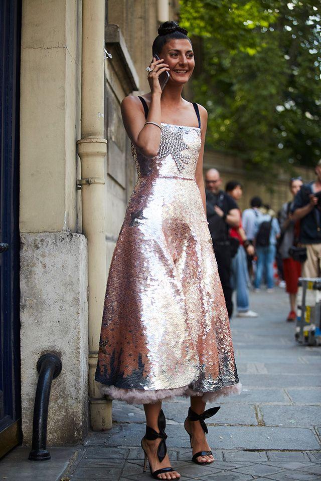Неделя высокой моды в Париже, осень-зима 2017: street style. Часть 4 (фото 6)