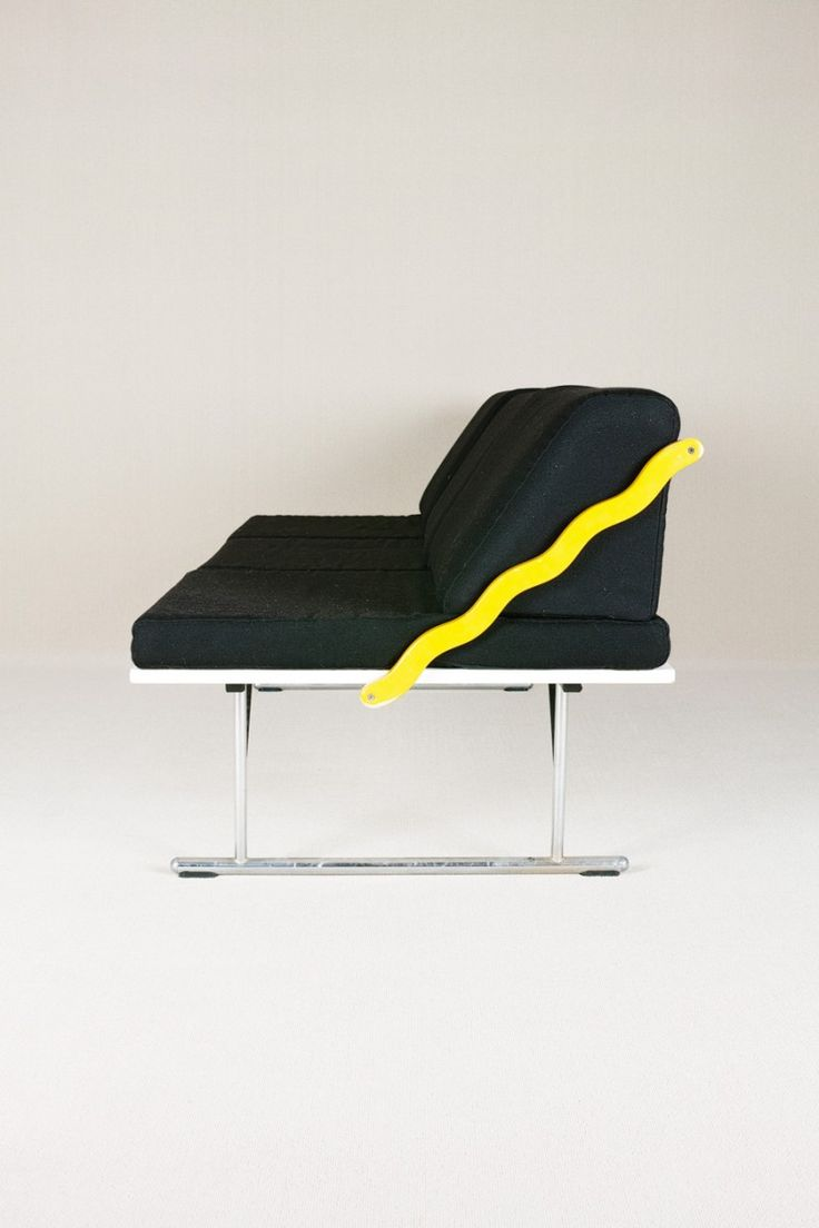 Experiment 3-Seater Sofa by Yrjö Kukkapuro for Haimi