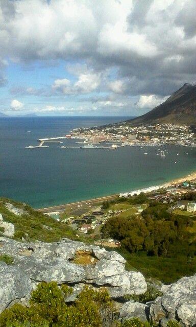 Simon's Town. Western Cape.