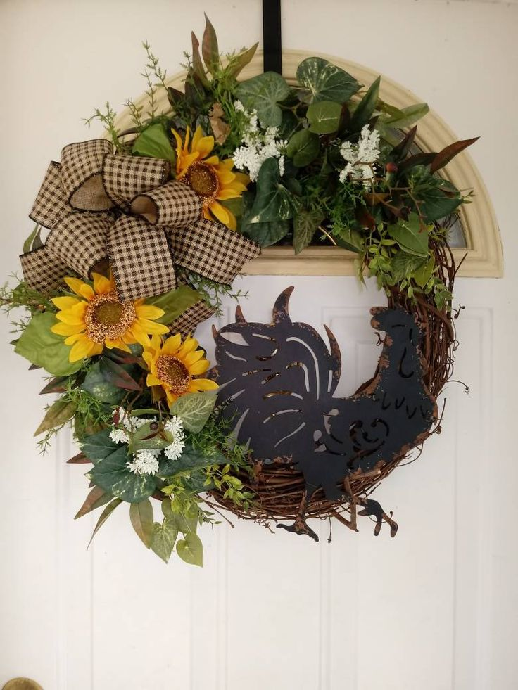 Excited to share the latest addition to my #etsy shop: Rooster Wreath, Wreath with Rooster, Grapevine Country Wreath, Primitive Wreaths, Primitive Wreath Bow, Primitive Wreath for Front Door http://etsy.me/2oUfiJO