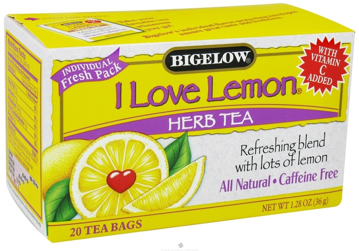 Herbal tea brands usa