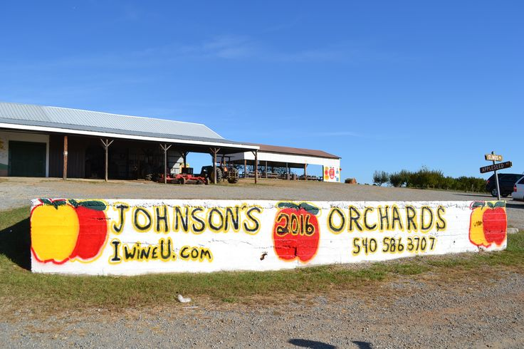 Johnson's Orchard at Peaks of Otter