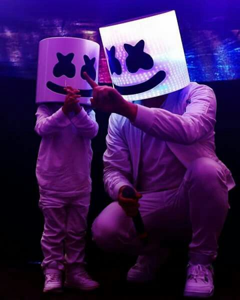 Just like Jet-Puffed Marshmallows - Mini and Regular | buytickets.com/marshmello