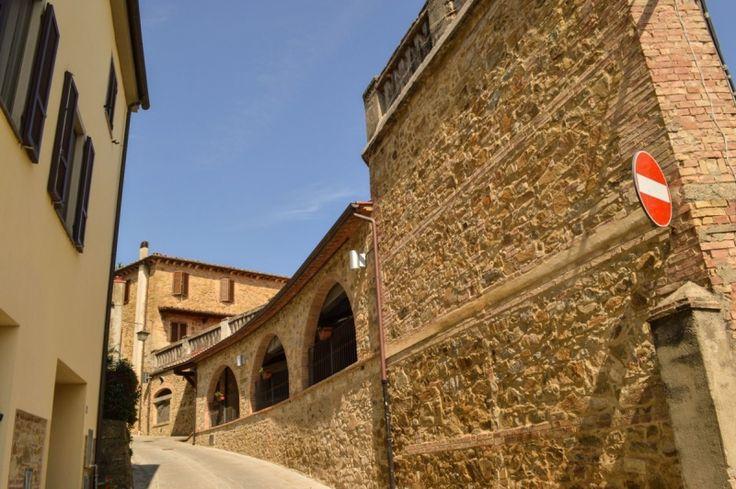 Palazzo medioevale, Chianni