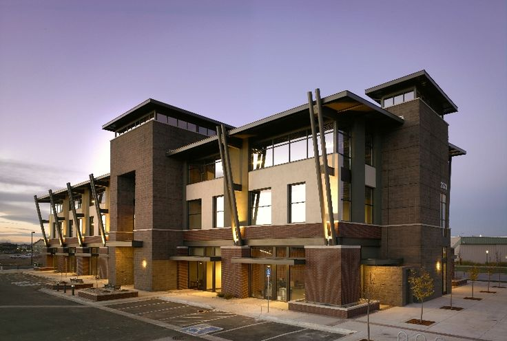 small office building renovations | Stapleton, CO