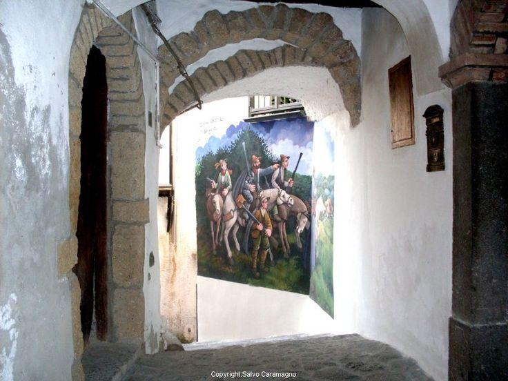 Valogno (CE) - I briganti - L' orda