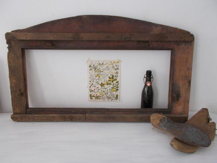 ber ideen zu fensterrahmen auf pinterest alte. Black Bedroom Furniture Sets. Home Design Ideas