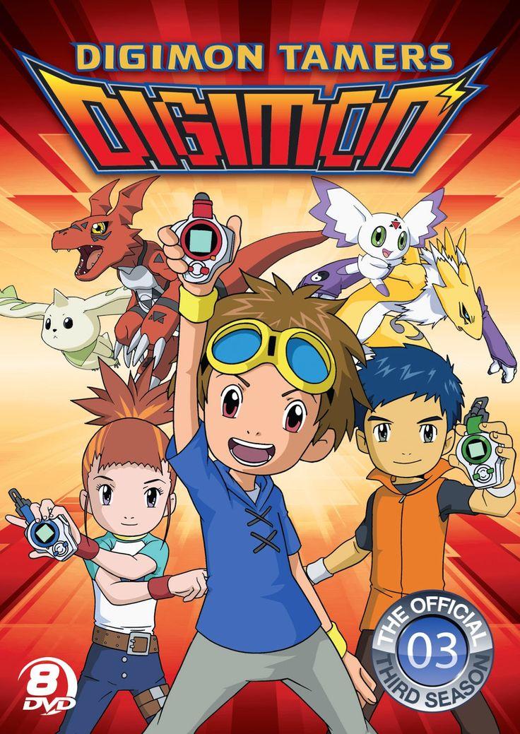 TООN∆NỉMԐ L∆TỉNО: Digimon Tamers DVD-BOX] [51-51][Latino-Japones] [MEGA]
