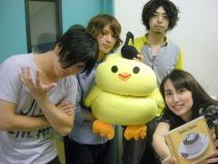 -Rie Matsuoka- HELLO FIVE 80.5MHz 2011.08.15 UNISON SQUARE GARDEN