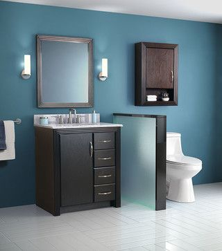 Errigon Collection - by Foremost - contemporary - bathroom vanities and sink consoles - new york - FOREMOST GROUPS